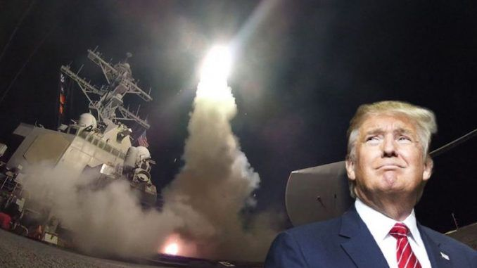 Trump owns stocks in Tomahawk missile company used to bomb Syria