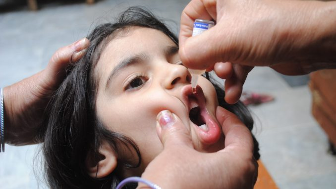 Report suggests vaccinations are part of government eugenics program