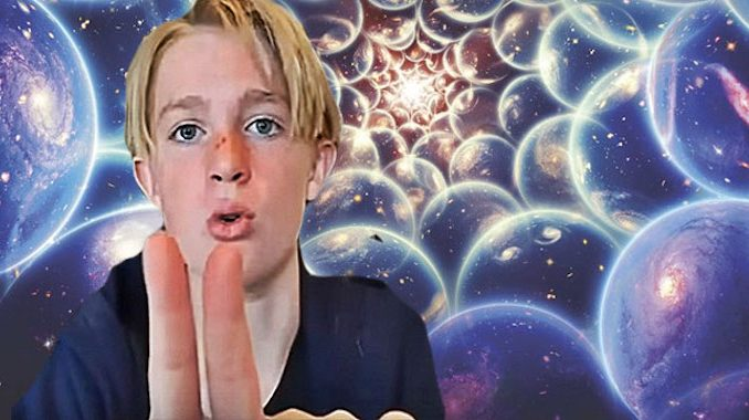 Worlds smartest kid says CERN is going to destroy the universe