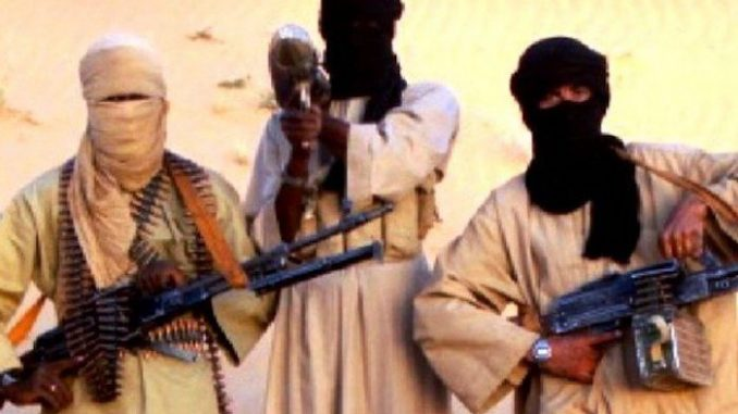 Al-Qaeda leader admits US military are part of the team