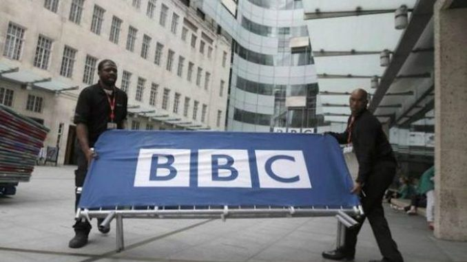 BBC to report offensive audience members to their employers