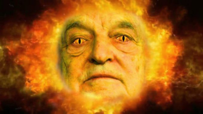 George Soros caught purchasing district attorneys' seats
