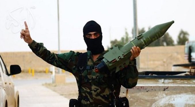 The US gave more than $1 billion in arms to ISIS in Iraq during President Obama's final year in office, according to Amnesty International.
