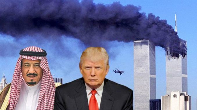 Iran tell Donald Trump that Saudi Arabia helped orchestrate the 9/11 attacks