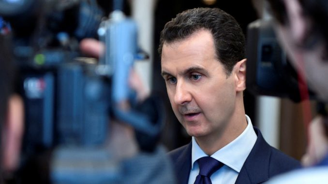 Israel has called for the assassination of Syrian leader Bashar Assad which they say will precurse the destruction of Iran.