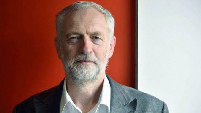 Jeremy Corbyn says he will immediately recognise Palestine if elected Prime Minister