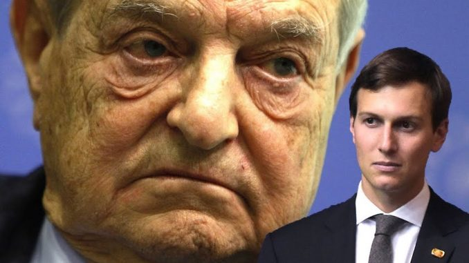 Jared Kushner found to be in secret business deal with billionaire George Soros