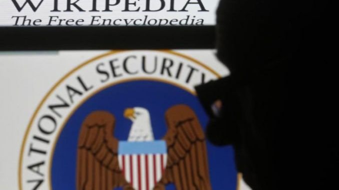 Wikipedia sues NSA over illegal surveillance program