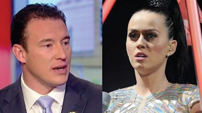 Navy SEAL tells Katy Perry to go to hell