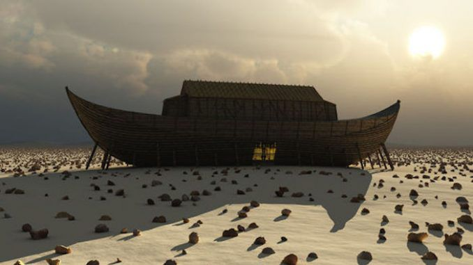 Explorers discover Noah's Ark in Turkey