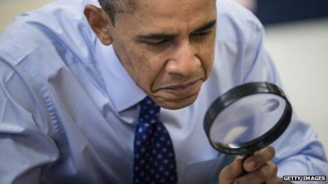 Obama admin guilty of unlawful surveillance of public
