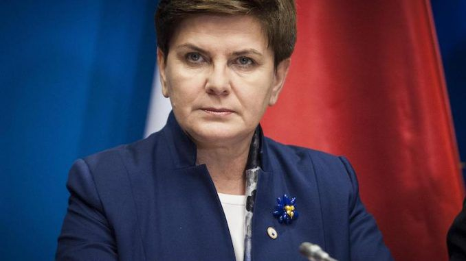 Poland's Prime Minister Szydło hit back with strong words in response to European Union threats to force her country to accept migrants.