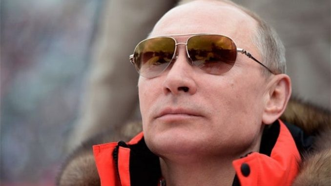 As Europe mourns its dead and prepares for imminent terror attacks, Putin warns that the New World Order's masterplan is in its final stages.