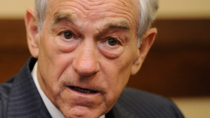 Ron Paul warns Trump that Deep State are going to assassinate him like JFK