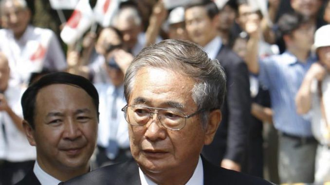 Former Governor of Tokyo, Shintaro Ishihara, says that former President Barack Obama ordered the CIA to assassinate him.