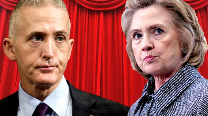 Trey Gowdy warns the Hillary Clinton email scandal is worse than the public realise