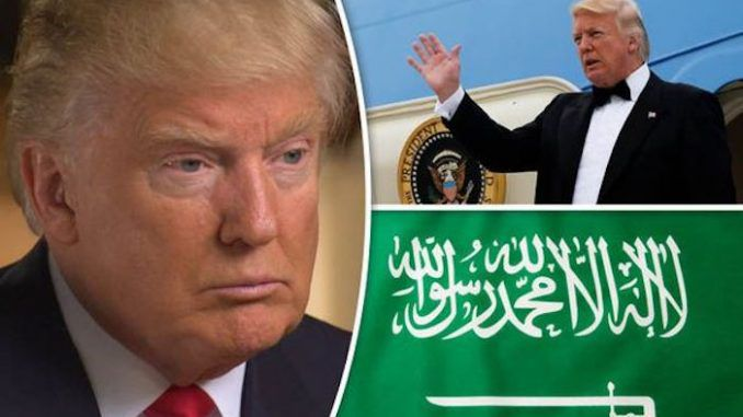 Trump does u-turn on idea that Saudi Arabia was behind 9/11 attacks