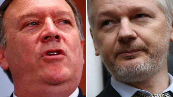 "Julian Assange has blasted the CIA as ""useless and incompetent"" and declared that the agency has the blood of millions on its hands."