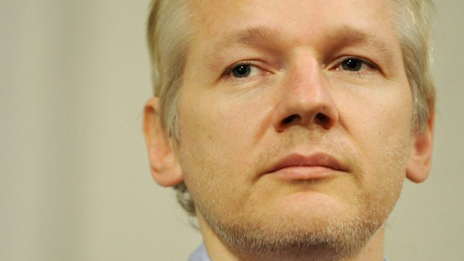 Julian Assange blasts the CIA is dangerously incompetent