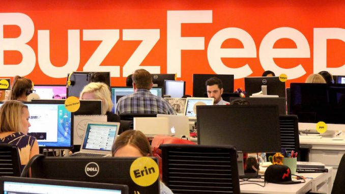 BuzzFeed staff reveal why they left the fake news organization