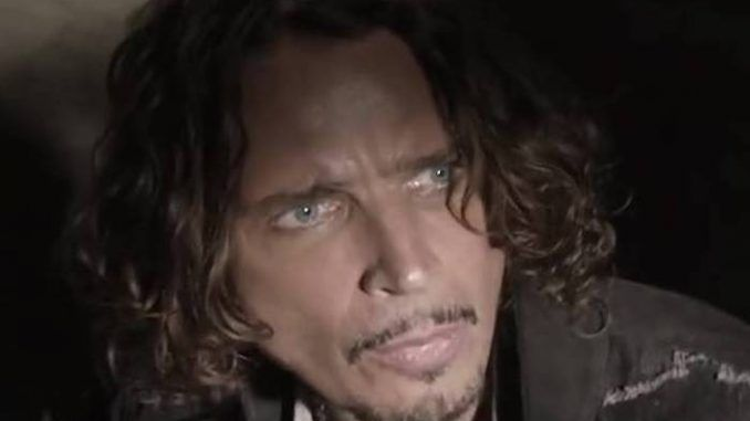 FDA-approved anxiety medication responsible for Chris Cornell's death