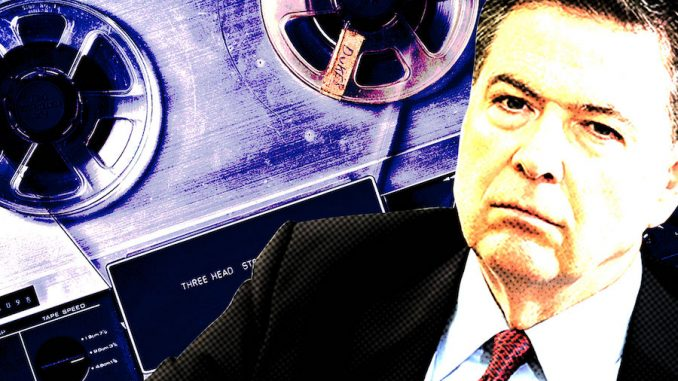 James Comey covered-up millions of documents proving that Obama wiretapped Trump