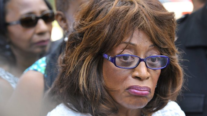 Democrat Rep. Corrine Brown has been found guilty of siphoninghundreds of thousands of dollars from a student charity.
