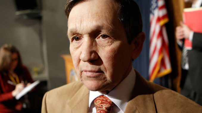 Kucinich warns that Deep State are out to destroy President Trump