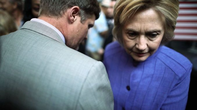 Media blackout over DNC lawsuit accusing them of rigging the 2016 primaries for Clinton