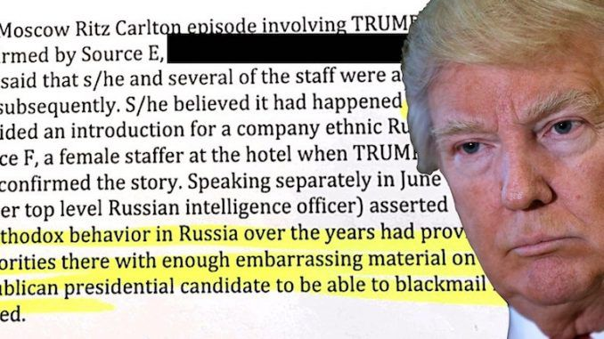 FBI lawsuit issued over fake Trump-Russia dossier