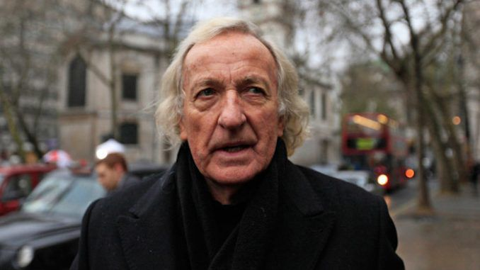 John Pilger says White Helmets are US propaganda