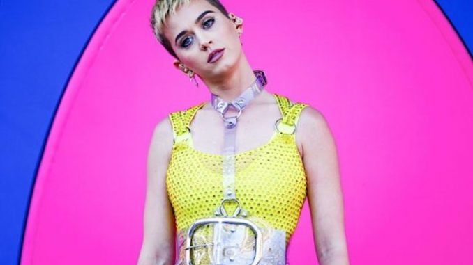 Illuminati beta kitten Katy Perry responded to the radical Islamic terror attack at an Ariana Grande concert in Manchester, U.K. by calling for nations to open their borders, get rid of barriers, and embrace the New World Order.