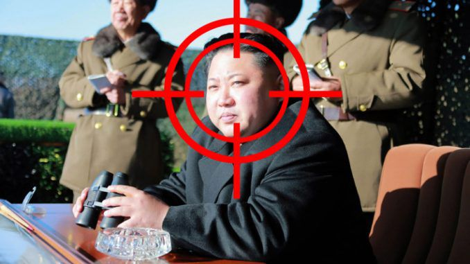 Kim Jong-un says there is a CIA plot to assassinate him