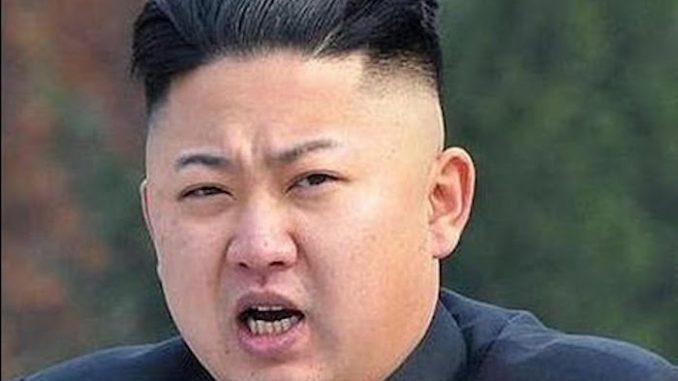 Kim Jong-un has vowed to join in the fight against the global elite, saying he sees 2017 as the year the New World Order will collapse.