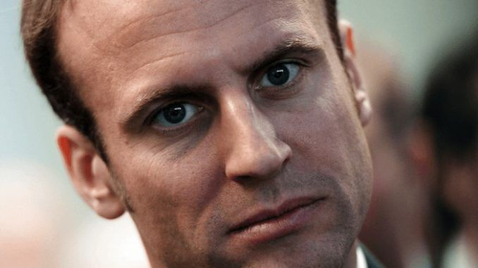 Documents leaked online Tuesday reveal French presidential candidate Emmanuelle Macron lied to the French people about his financial affairs.