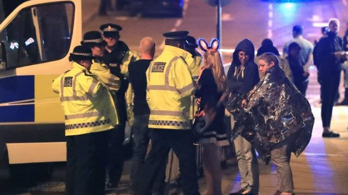 FBI warned British intelligence services about Manchester attack in January