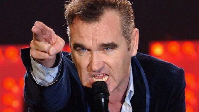Morrissey claims British government are hiding truth behind Manchester attacks