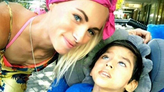An Australian mother has had her four-year-old son removed after she refused vaccinations because they were giving him seizures.