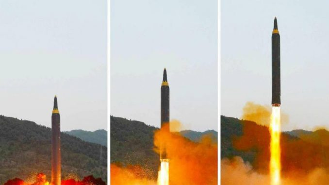 North Korea's latest ballistic missile test confirms that Pyongyang now has the capability to launch a full-blown nuclear strike.