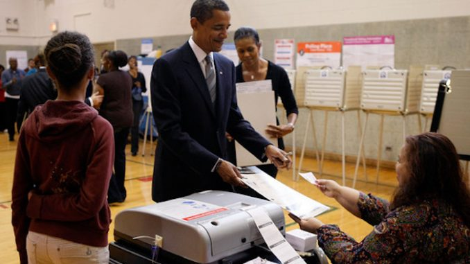 DOJ insider claims the Obama years were the wild west of voter fraud