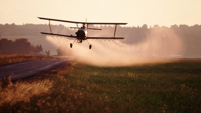 A pesticide known to lower the IQ of children and increase the rate of autism was greenlit by the EPA, and is already making farmworkers ill.