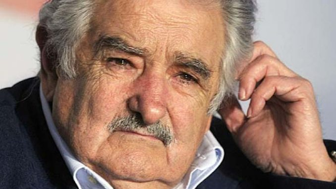 "Jose ""Pepe"" Mujica has urged the public to reject George Soros's divisive politics and says politicians must blacklist the elite billionaire."