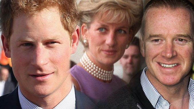 Prince Harry's dad James Hewitt battles for his life after suffering major heart attack and stroke