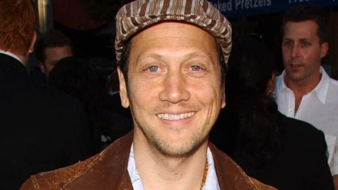 Rob Schneider has spoken for all of America and declared the country should take out a restraining order against Hillary Clinton.
