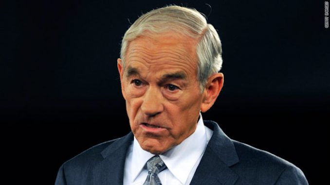 Ron Paul says there is no evidence of Russia meddling in U.S. politics