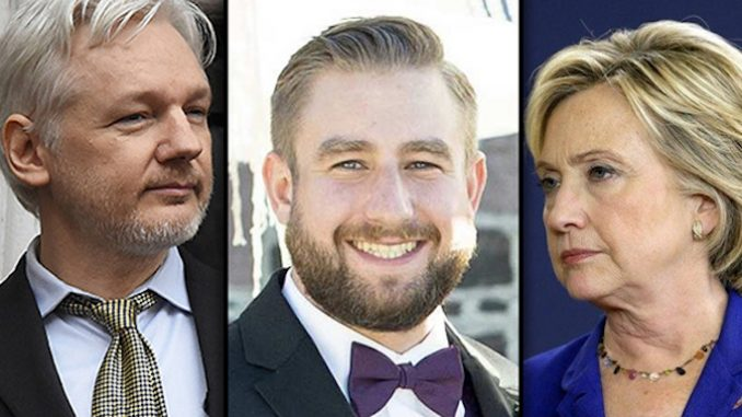 Seth rich sent over 44 thousand emails to WikiLeaks
