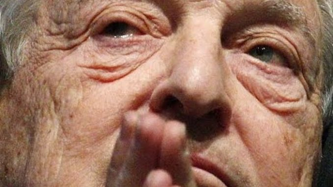 Frustrated by his failed attempts to control US and world policy, George Soros has returned to what he knows best – market manipulation – in an attempt to push the Trump presidency over the edge.