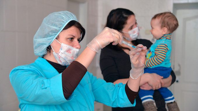 Stockholm clinic under fire for dissuading parents from having their children vaccinated