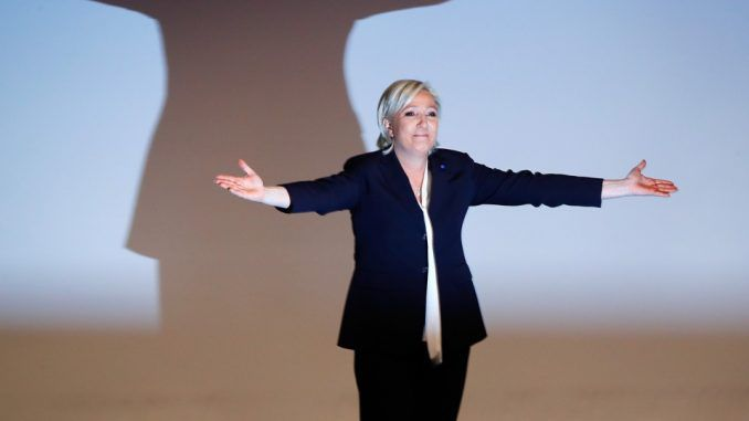 Universities in France order students not to vote for Marine Le Pen