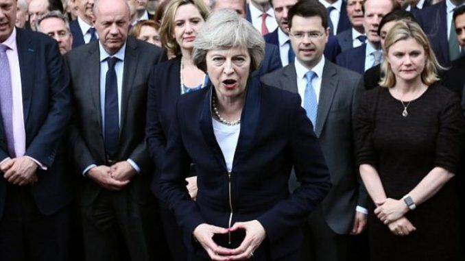 Theresa May vows to regular alternative media websites out of existence